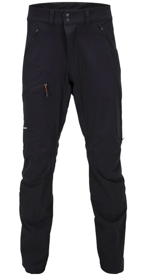 Peak Performance M's Black Light Softshell Pants Black
